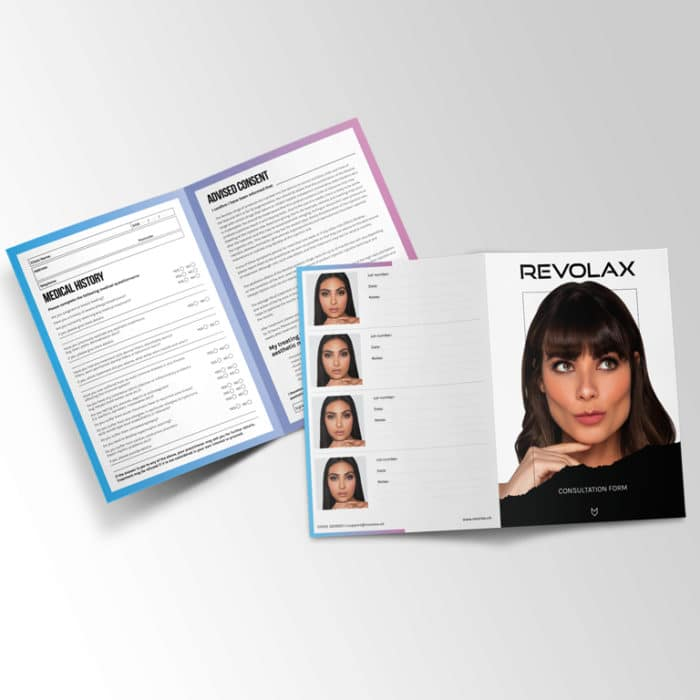 Revolax Consultation form