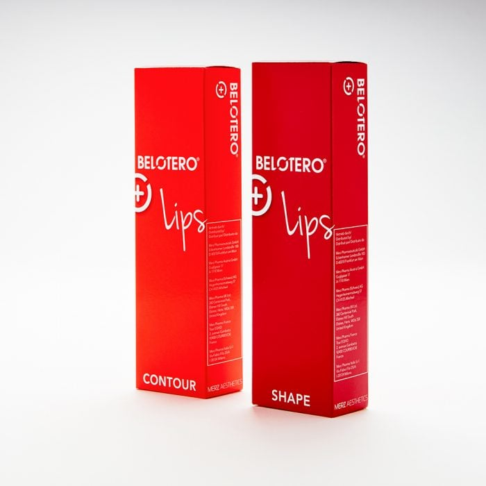 belotero lips shape contour