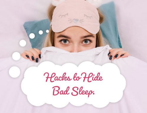 Hacks to Hide Bad Sleep