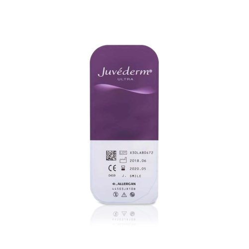 juvederm ultra smile single