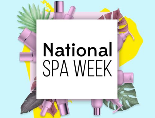 Relax for National Spa Week