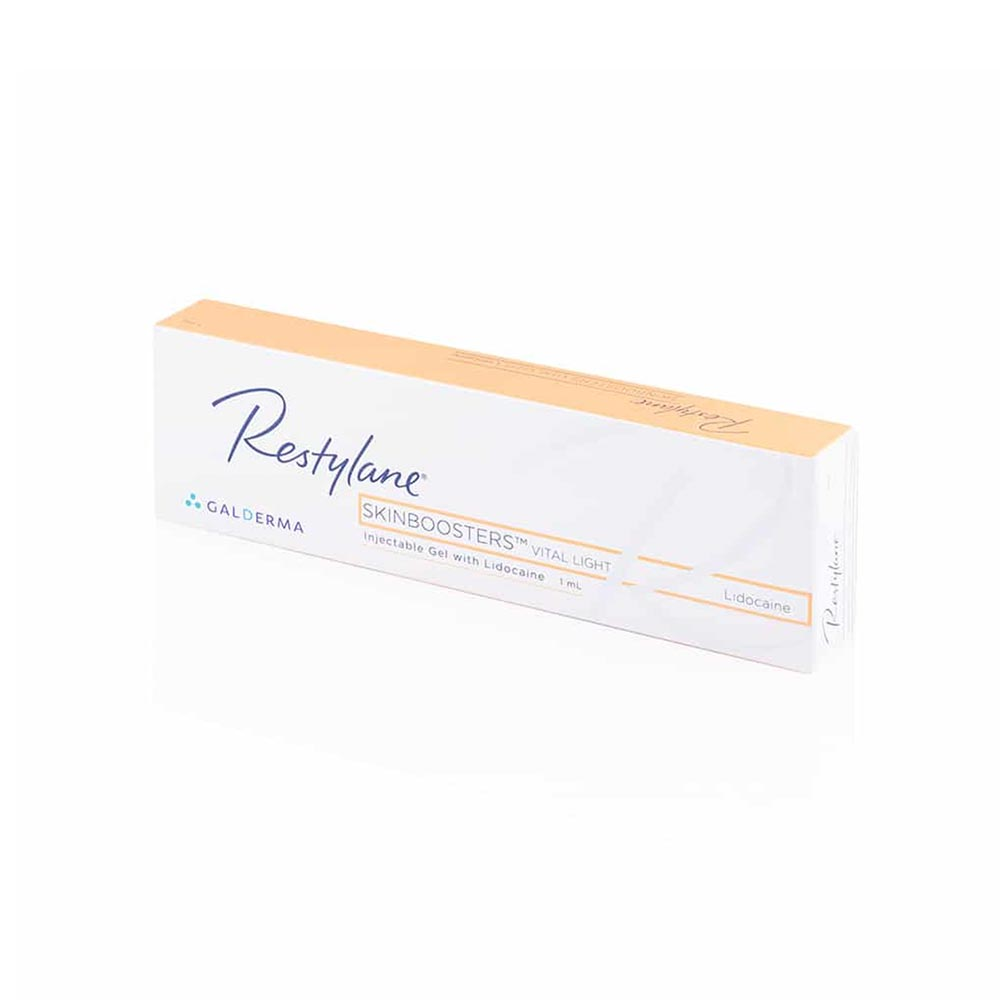Restylane Skinboosters Vital Light with Lidocaine