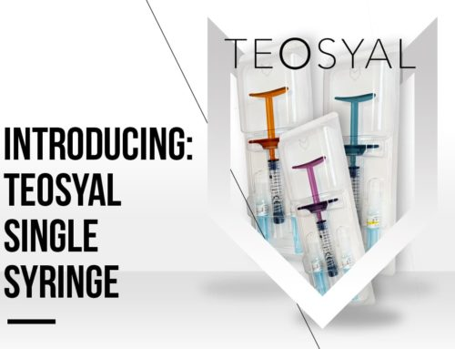 Introducing: Single Syringe Teosyal