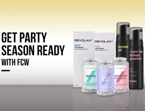 Get Party Season Ready with FCW