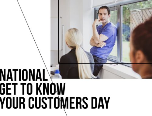 National Get To Know Your Customers Day
