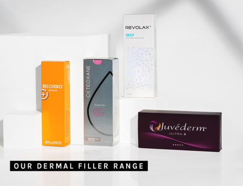 Our Dermal Filler Range