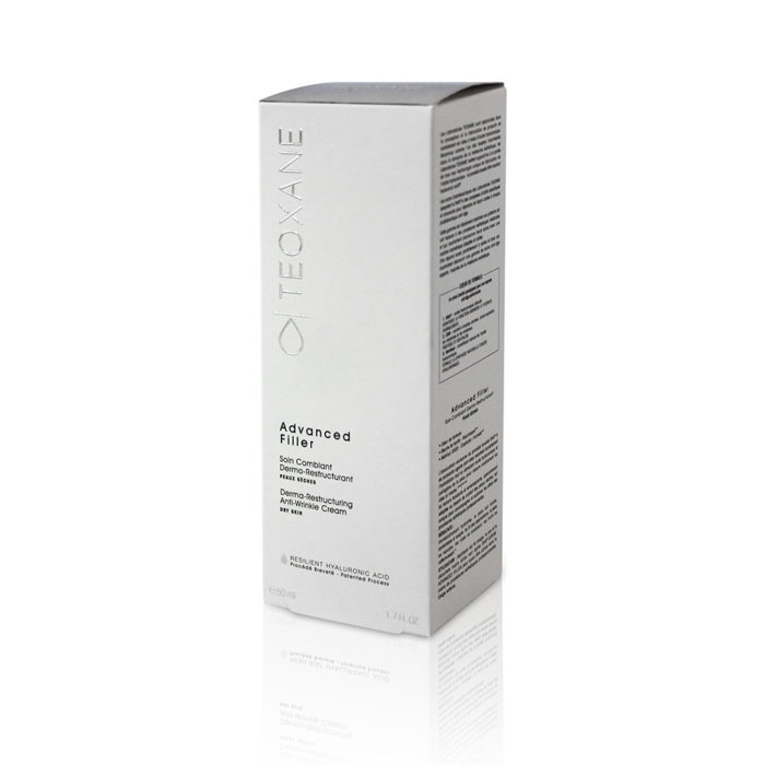 Teoxane Advanced Filler Dry Bottle