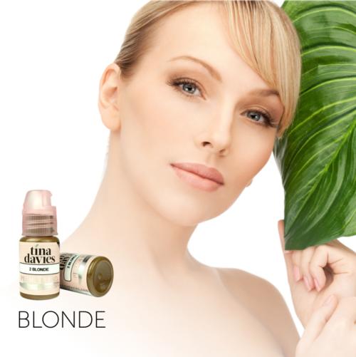 Tina Davies Blonde Pigment