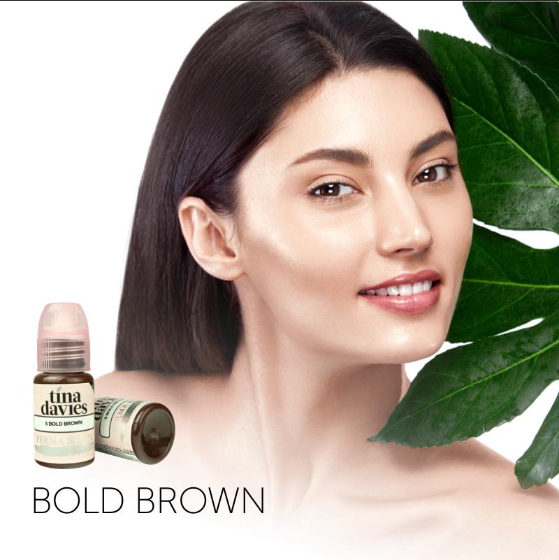 Tina Davies Bold Brown Pigment