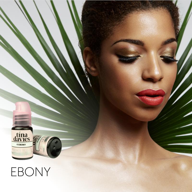 Tina Davies Ebony Pigment