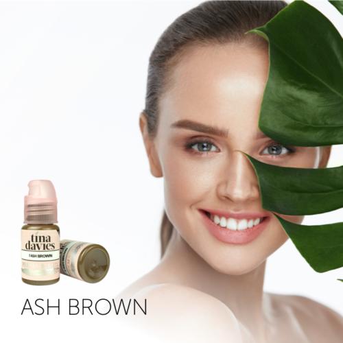 Tina Davies Ash Brown Pigment