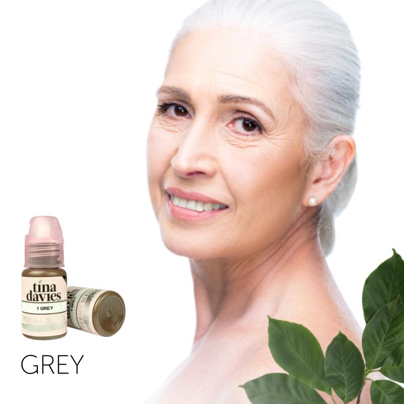 Tina Davies Grey Pigment
