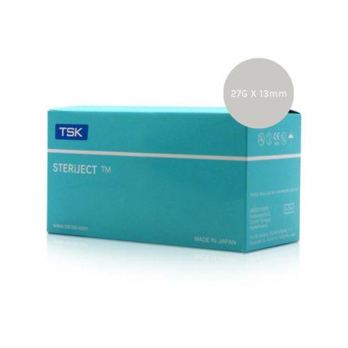 TSK Cannula 27G x 13mm
